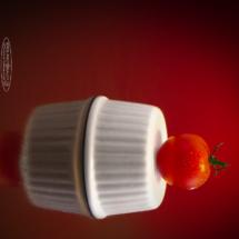 Fotograf in Mannheim Produktfotografie: Tomate